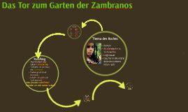 Garten Der Zambranos by Das Tor Zum Garten Der Zambranos By Nogales On Prezi