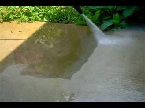 clean mold  concrete driveway wwwsealgreencom