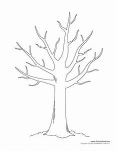Simple Free Family Tree Templates Printable