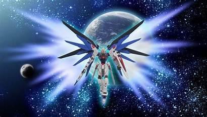Gundam Freedom Strike Wallpapers Deviantart Wallpapersafari