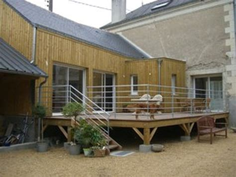 alinea siege social extension en bois a longue jumelles par alinea architecteur