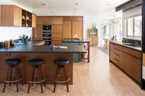 15 Beautiful Midcentury Modern Kitchen Interior Designs