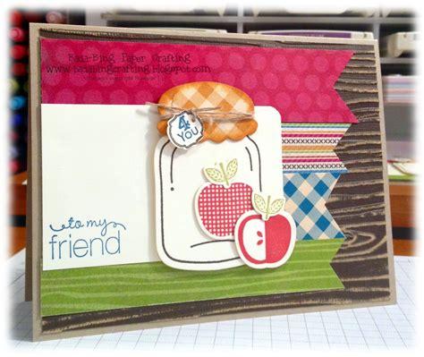 Bada Bing Paper Crafting Paper crafts Mason jar cards
