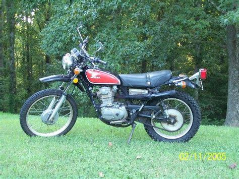 Classic Honda Xl 250