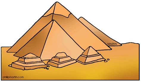 Pyramid Clipart Clipart Pyramid Pencil And In Color