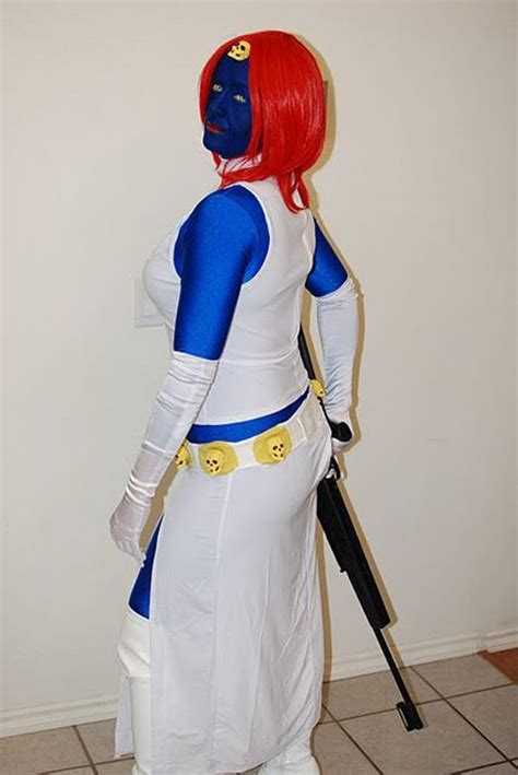 images  mystique cosplay  pinterest