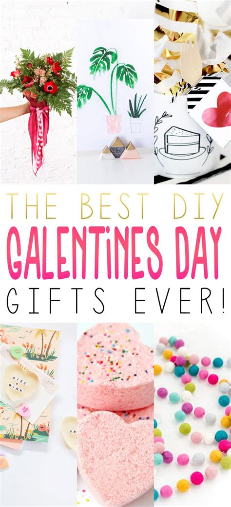 The Best DIY Galentine's Day Gifts Ever | Creative ...
