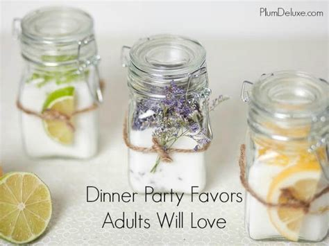 Party Favors Adults Will Love