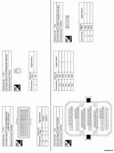 Nissan Altima 2007-2012 Service Manual  Combination Meter - Ecu Diagnosis