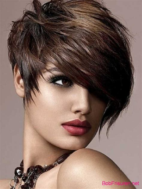 coole frisuren fur kurze haare trends  Bob Frisuren 2017