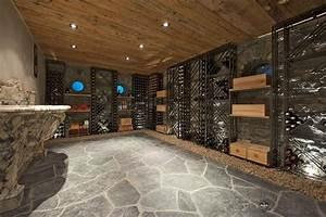 Caves A Vin : chalet design de r ve des id es pour la d coration et le ~ Melissatoandfro.com Idées de Décoration