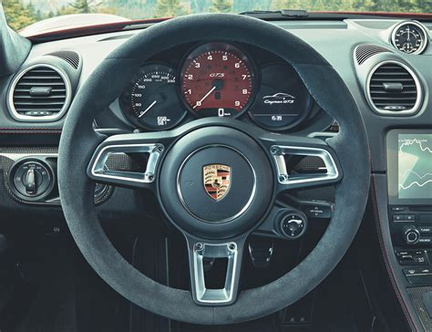 porsche  gts  arriving    car magazine