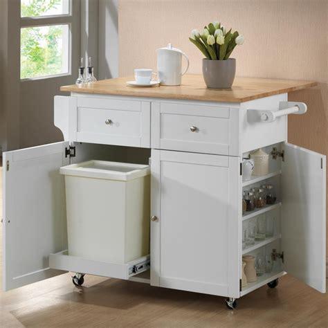 kitchen island cart white kitchen island cart 6540