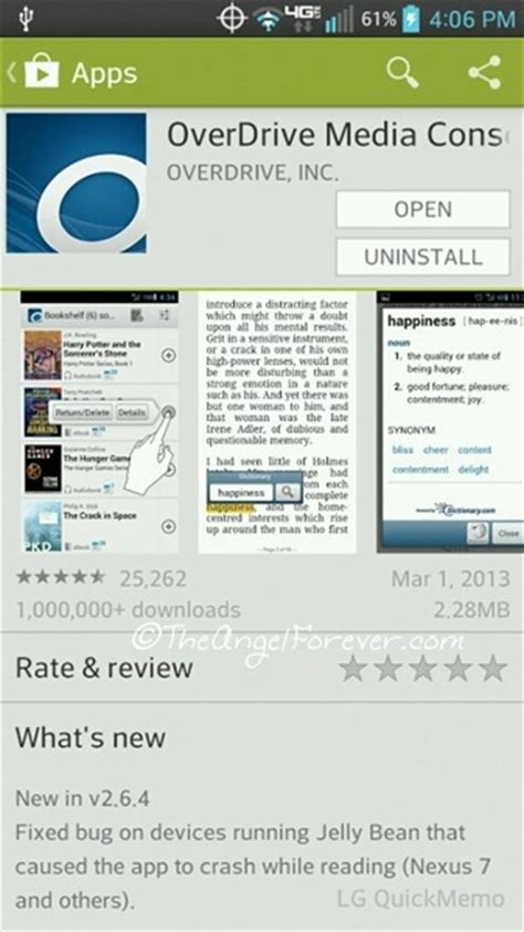 overdrive app android tuesday tales reading with overdrive media app the
