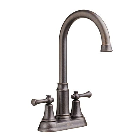 american standard oil rubbed bronze pull down faucet