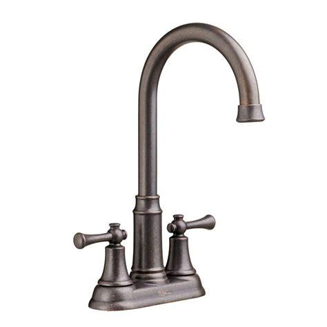 bar faucets rubbed bronze moen arbor single handle pull sprayer bar faucet