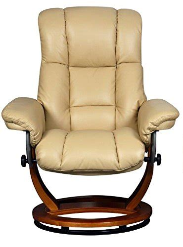 Classic modern wooden pu/leather metal executive computer manager swivel meeting office visitor chair. The Windsor Grande - Genuine Leather Recliner Swivel Chair ...