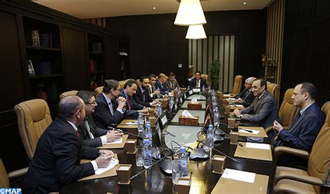 chambre de commerce fes la renforcement des liens économiques maroco espagnoles au