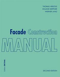 Facade Construction Manual By Detail