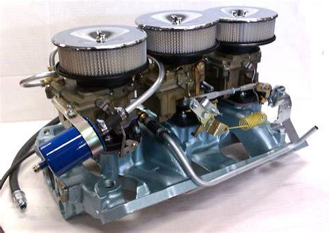 Tri Power Engine by 1966 Pontiac Tri Power Fuel Lines 1966 Free Engine Image