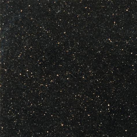 emser granite galaxy black polished