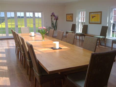large dining table large oak table huge dining table