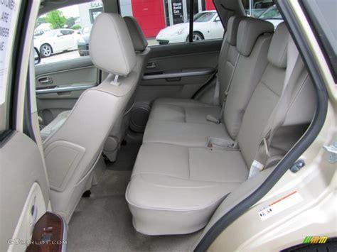 2007 Suzuki Grand Vitara Luxury Interior Photo #48552980