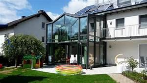 Haus Mit Wintergarten : zweigeschossiger wintergarten sunshine wintergarten gmbh ~ Lizthompson.info Haus und Dekorationen