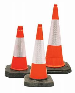 57665 Traffic Cone 1000mm 1000mm Safety Sign
