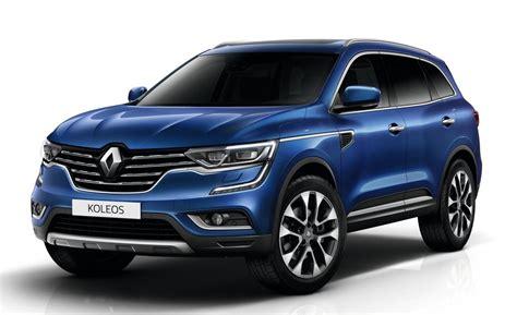Se Viene El Totalmente Nuevo Renault Koleos 2017