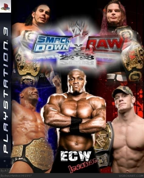 wwe smackdown  raw  playstation  box art cover