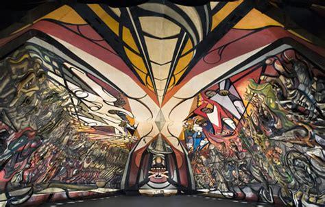 david alfaro siqueiros murales con nombre museo polyforum siqueiros museos m 233 xico sistema de
