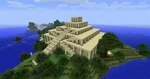 Ziggurat (In Progress) Minecraft Project