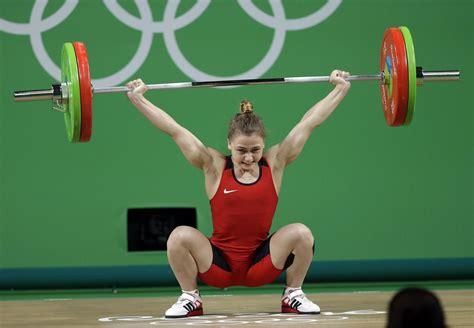 Rebeka Koha (Weightlifting) : HottestFemaleAthletes