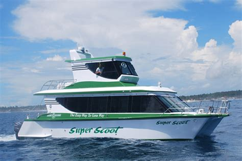 Cheap Boat Sanur To Lembongan by Scoot Fast Cruise To Gili Lombok And Nusa Lembongan