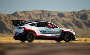 Ford Mustang Mach-E 1400 has THAT much Horsepower