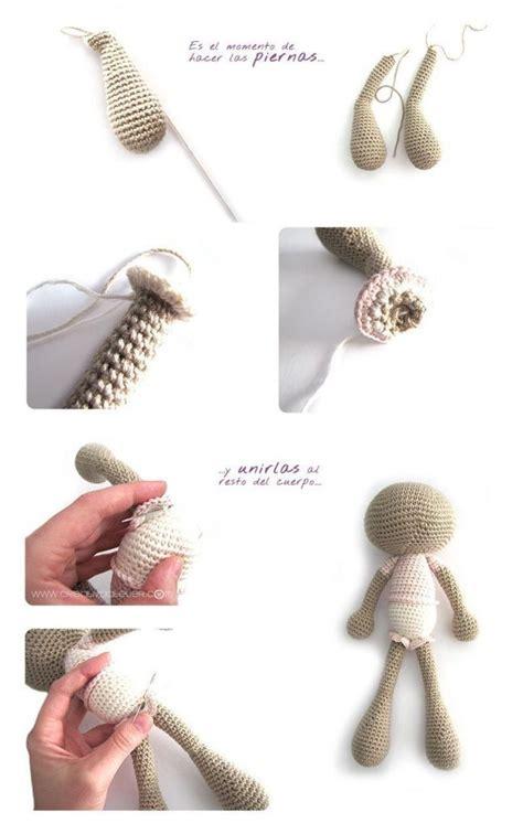 peluche de crochet conejita de orejas largas amigurumi collares amigurumi crochet