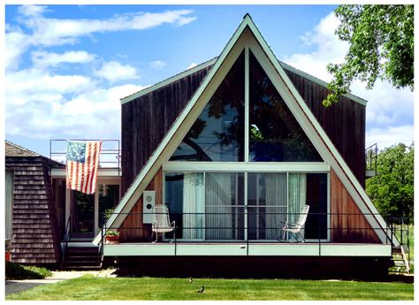 what is an a frame house a frame housing triangular and shaped homes date