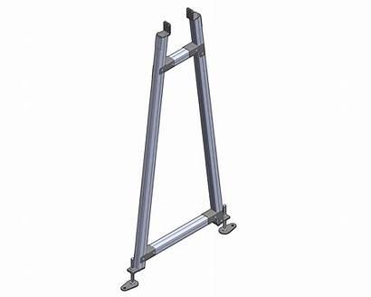 Frame Stand Support Stands Floor Conveyor Legs