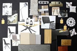 Was Ist Ein Moodboard : moodboard wohnraum einrichten mit inspirationstafel ~ Markanthonyermac.com Haus und Dekorationen