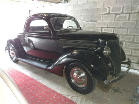 Hot Rods  Hey A New Ride ! , My 1936 Ford 3 Window Coupe
