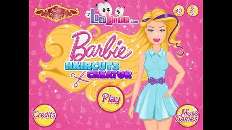 Barbie Peluqueria YouTube