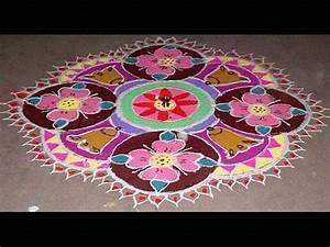 Special Rangoli Designs For Ugadi - Boldsky com