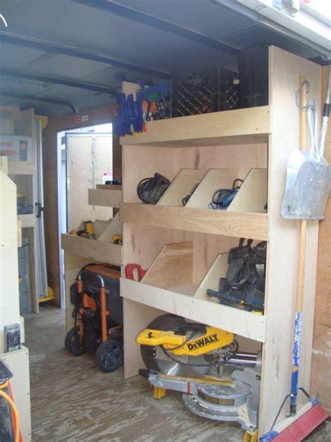pin  adam mathis  woodworking   work trailer