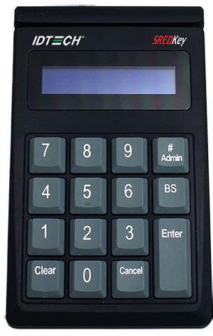 id tech sredkey credit card swiper barcodes