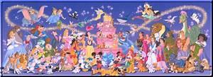 dimonheacont: disney characters wallpaper