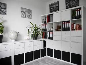 Kleines Regal Ikea : ikea kallax b ro einrichtung idee ikea gutschein pinterest ikea hack ikea kallax and room ~ Watch28wear.com Haus und Dekorationen