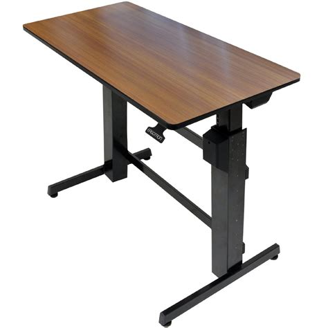 sit stand desk base standing desk ergotron 24 271 927 workfit d