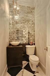 Kleines Gäste Wc Gestalten : die besten 25 spiegel g ste wc ideen auf pinterest wc spiegel g ste wc und gro er spiegel ~ Markanthonyermac.com Haus und Dekorationen