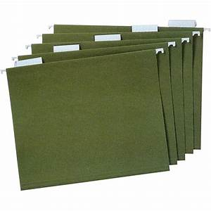 hanging file folders set of 25 in file storage boxes With document storage folders